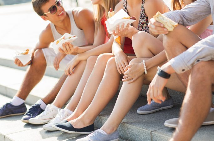 Are teenage girls getting enough nutrition?