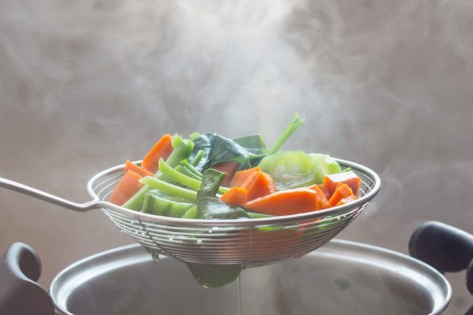 Steam cooking – the healthiest way to prepare food