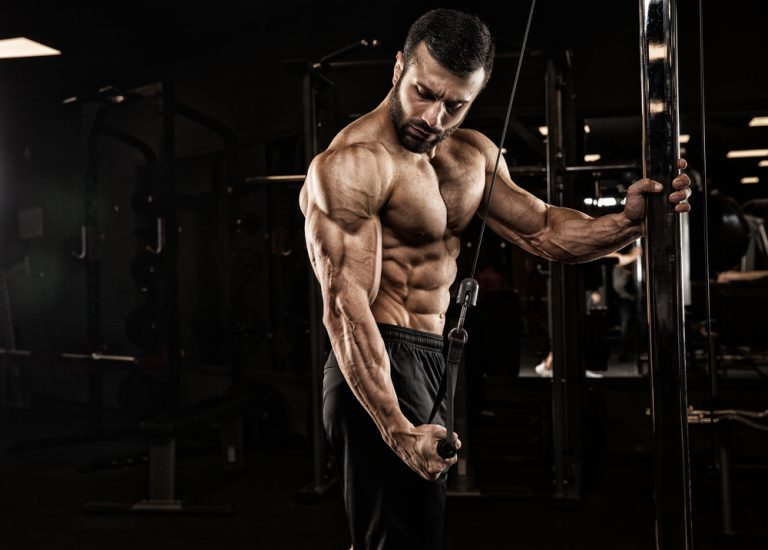 4 steps to fix your Triceps
