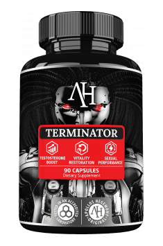 Remember that the optimal testosterone level is crucial for muscle growth! And Terminator from Apollo Hegemony will help you in increasing free testosterone level!