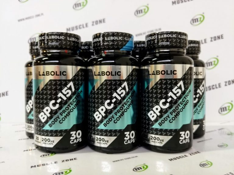 #9 Supplements review – Labolic BPC-157