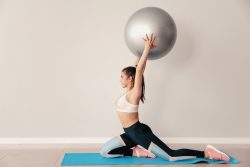 Swiss Ball training – not just for athletes