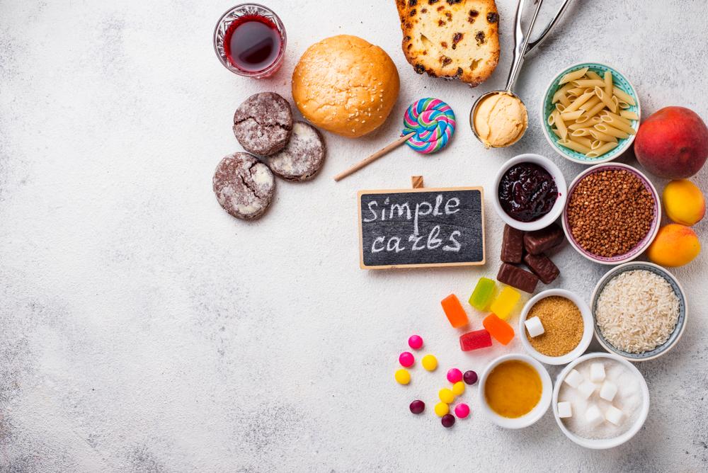 Simple sugars - tasty yet unhealthy
