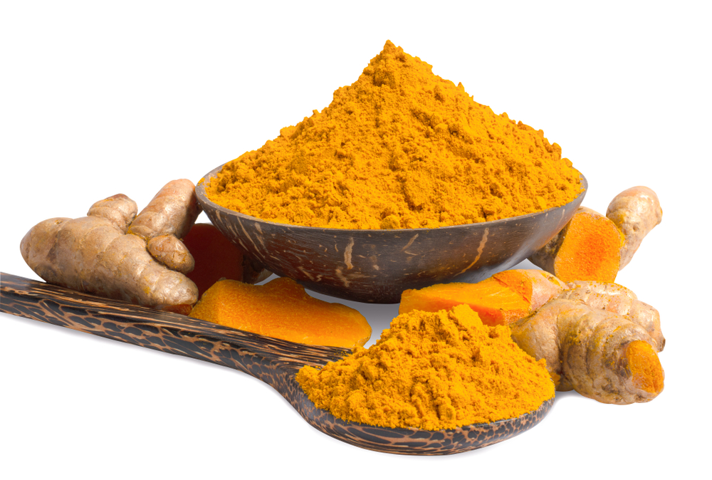 Who also loves curry? Turmeric is the basic of this oriential spices blend!