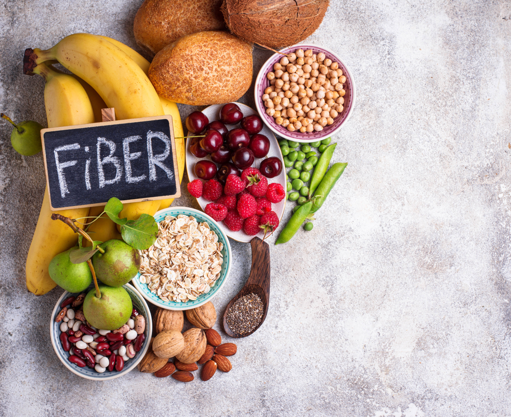 And what is your favourite source of fiber?