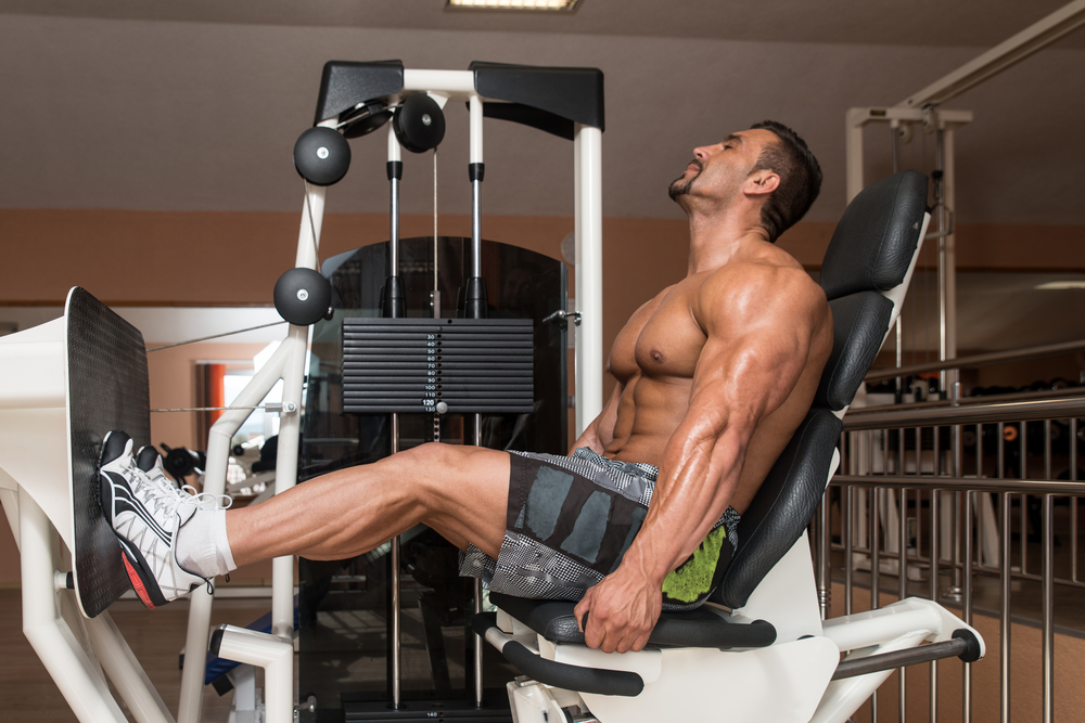 And how do you train your calves?