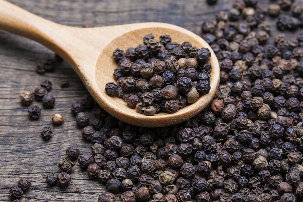 Black pepper - back to basics!