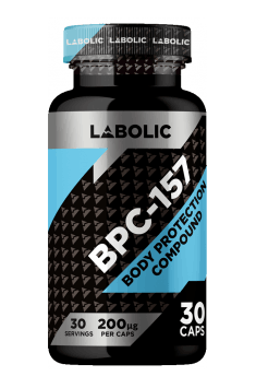 Labolic BPC-157 is new product containing BPC in form of stable arginine salt which can be taken orally!