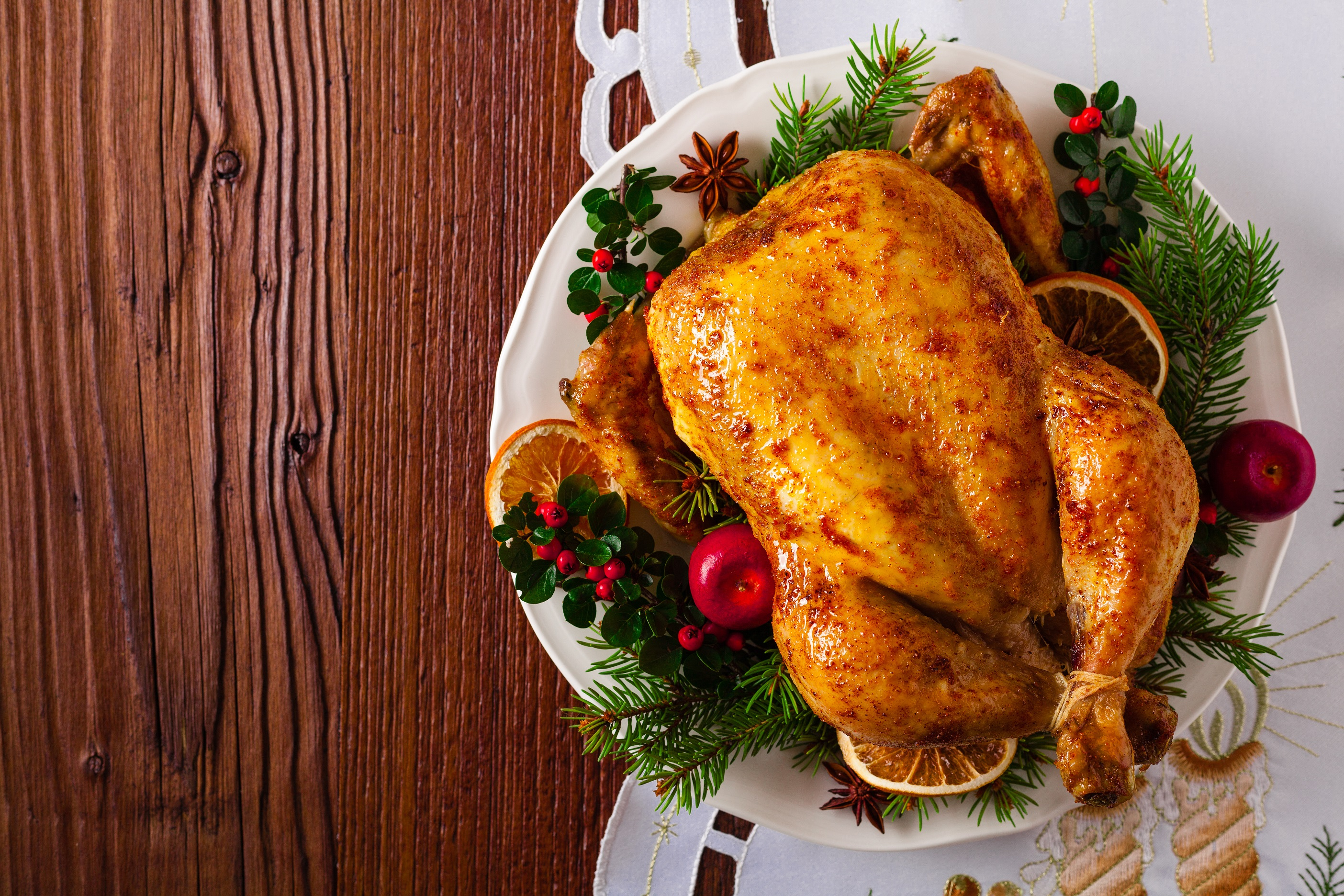 Turkey - healthier alternative for pork?
