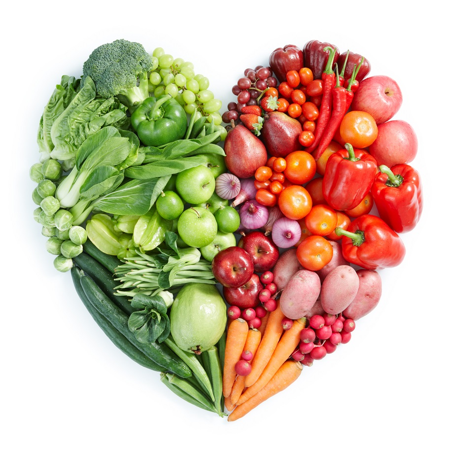 You don't know which vegetables will be good for your heart health? Every vegetable will be good choice!
