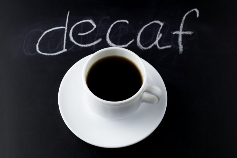 Decaffeinated coffee, how is it made and is it healthy?