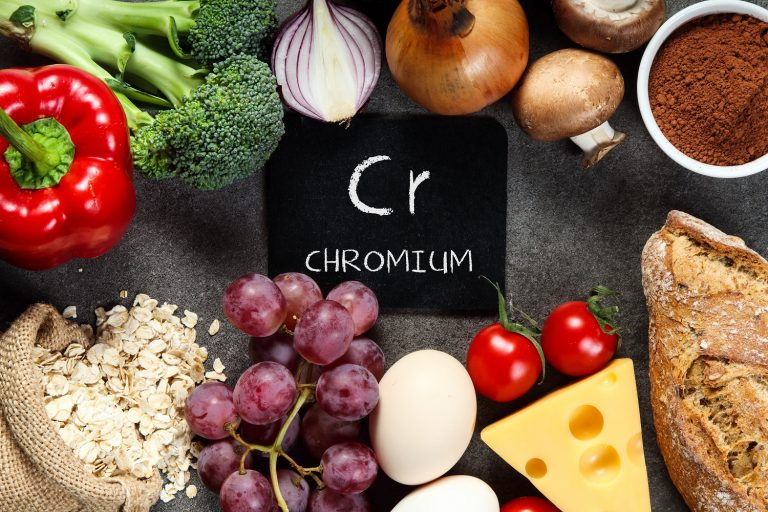 Chromium not only for slimming – the role of chromium in the body
