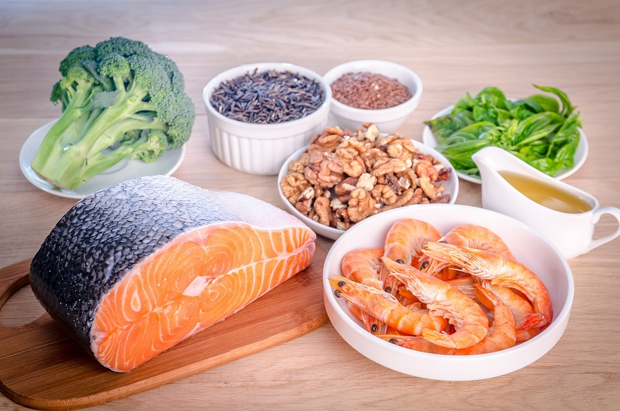 Most important sources of Omega 3 fatty acids