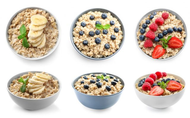 What to mix with Oatmeal?