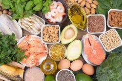 Omega diet principles