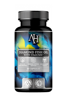 Diamond Fish Oil is a good source of Omega 3 fatty acids which are needed for our organism