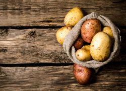 Underestimated treasure of Mother Earth – potatoes!