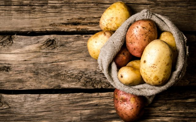 Underestimated treasure of Mother Earth – potatoes!