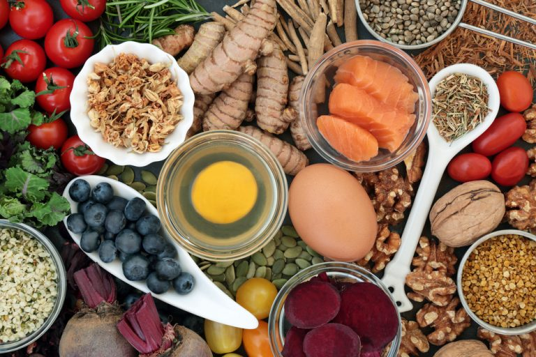 What is the best diet to take care of your nervous system?