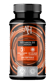 Recommended Vitamin D supplement - Apollo Hegemony Vitamin D3