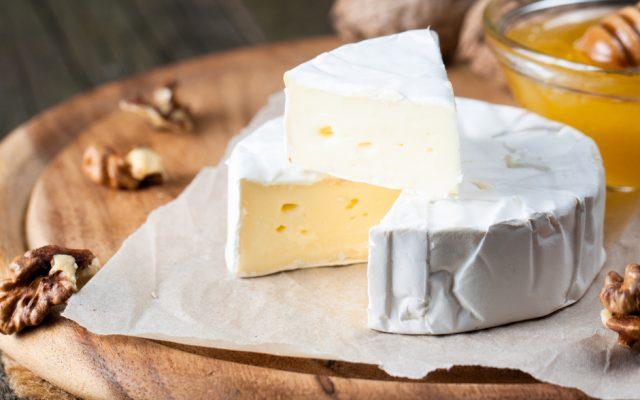 French treasure – camembert cheese