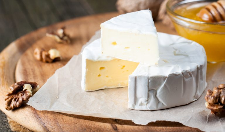 French treasure – camembert cheese