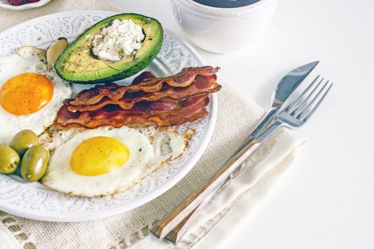 Protein-fat breakfast vs Carbohydrate breakfast