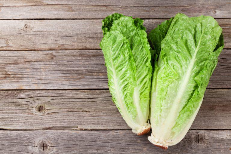 Romaine lettuce in your diet!