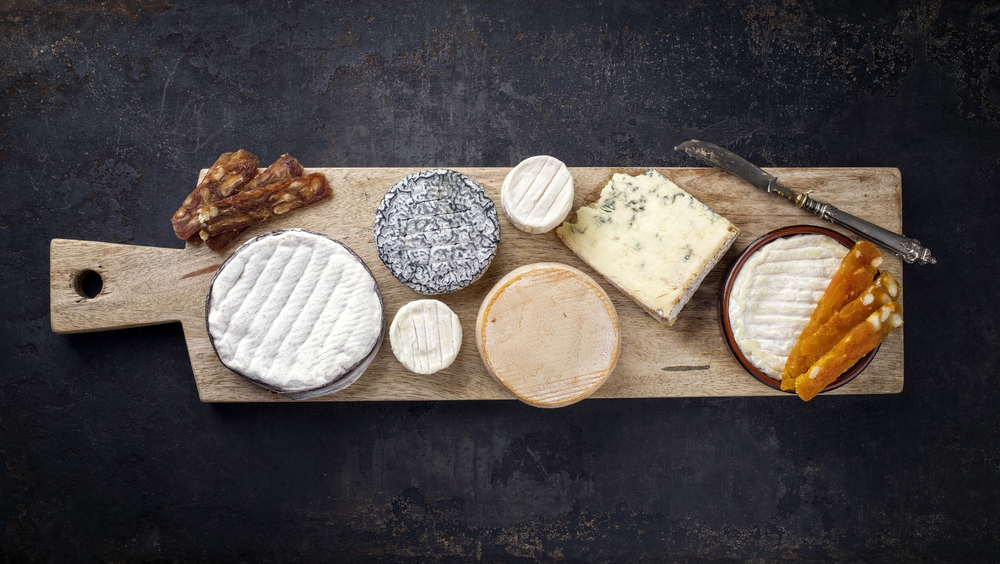 Camembert or brie cheese?