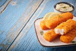 Fish fingers – can they be a healthy addition to the diet?