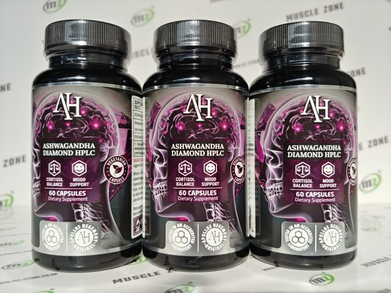 #14 Supplements review – Apollo Hegemony Ashwagandha HPLC
