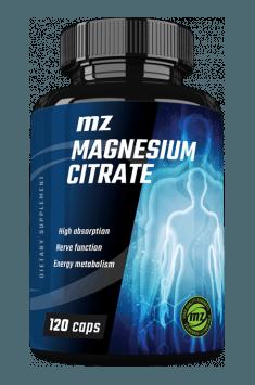 MZ Store Magnesium Citrate