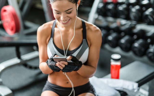 Music during training can improve your results by 15%!