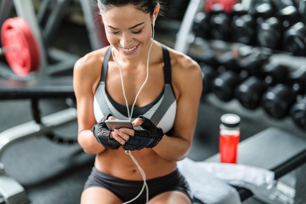 Спорт музыка для похудения