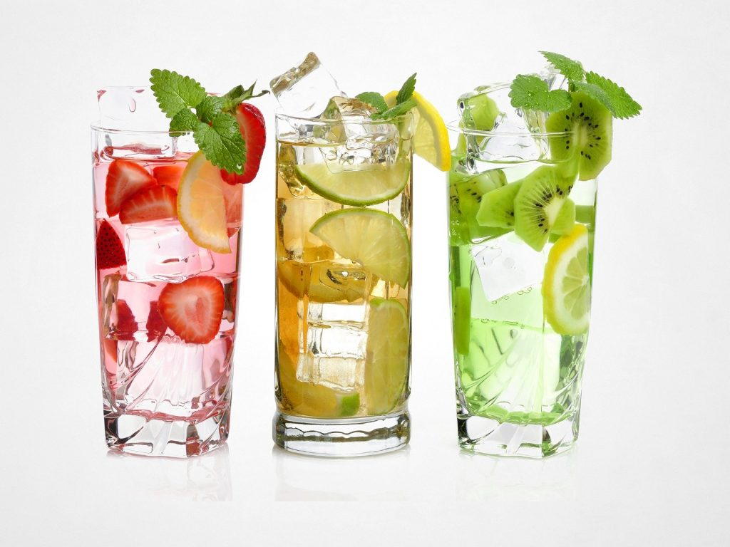 You can use any type of fruits for your water!