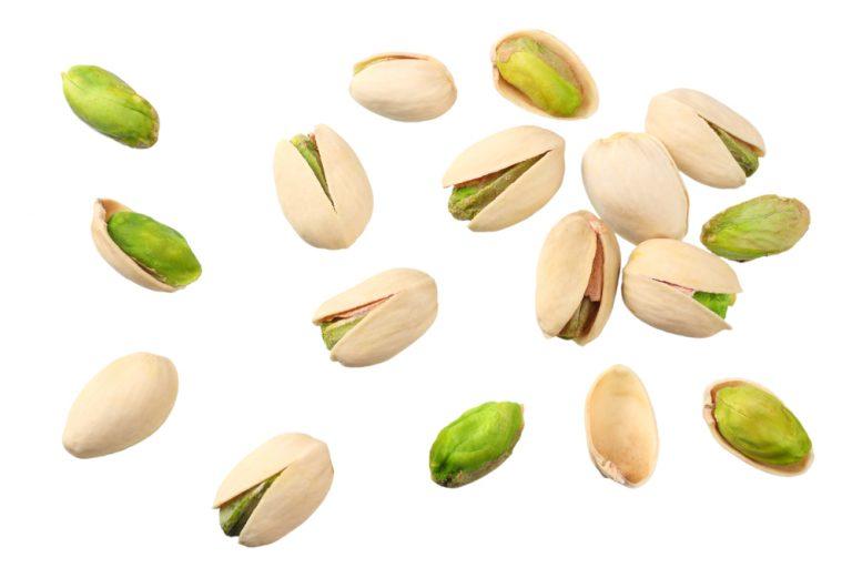 Pistachios – nutritional properties