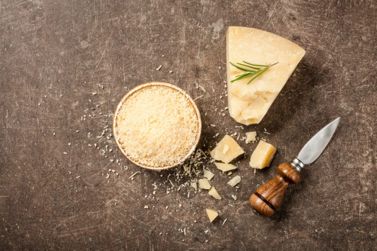 Parmesan – fatty treasury of healthiness