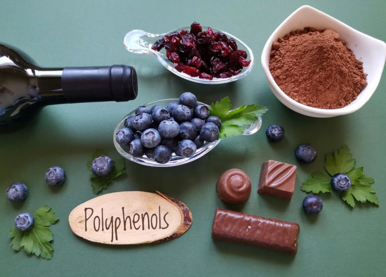 Polyphenols – plant substances that protect the human body