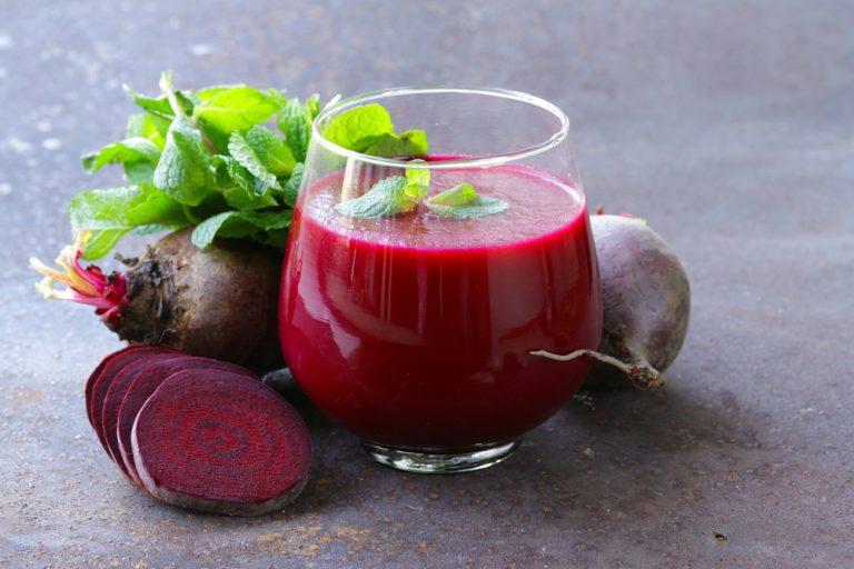 Beet juice – nutritional properties