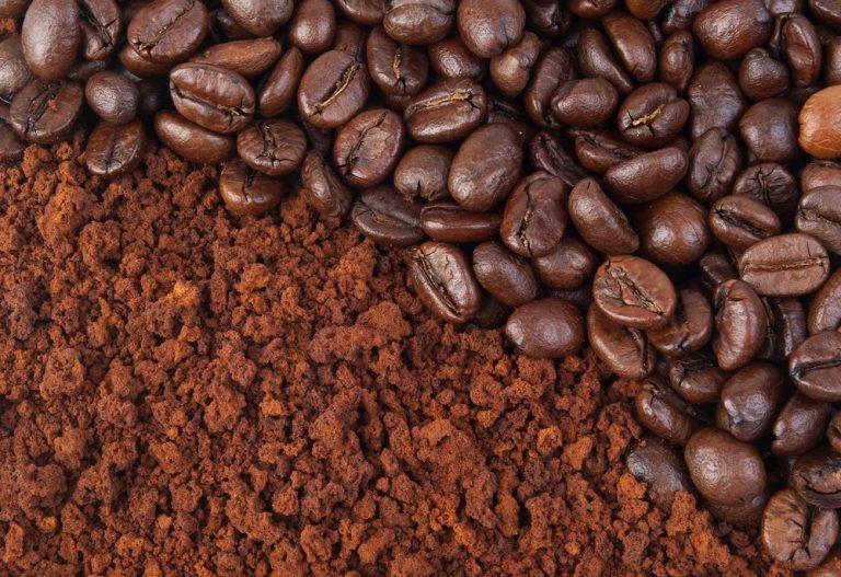 Coffee massage
