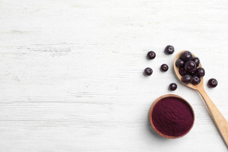 Acai berries – a purple source of health and beauty