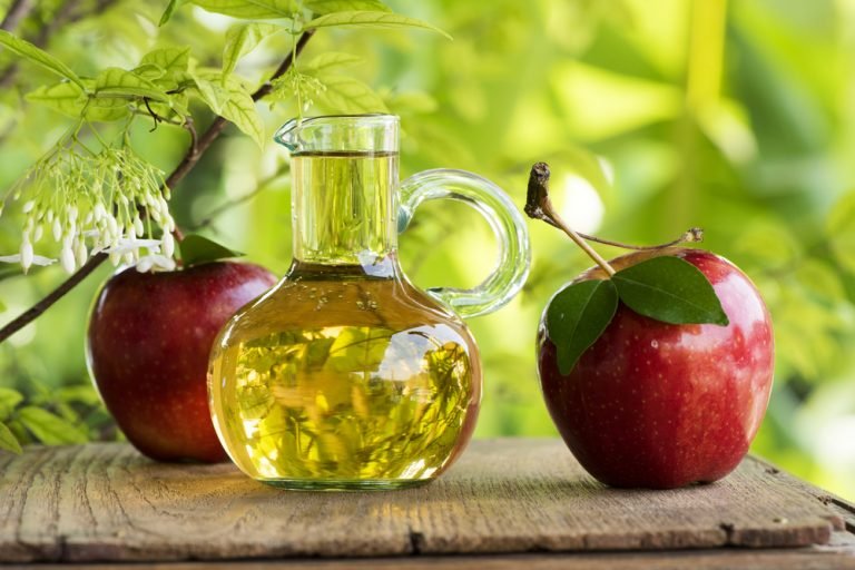 Apple vinegar – application