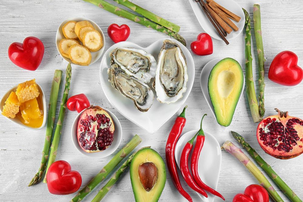 Ideas for aphrodisiac food