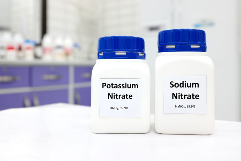 Sodium nitrate (E251) – uses, safety and properties