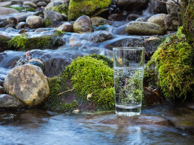 Spring water – for babies and for weight loss – which water is the best?