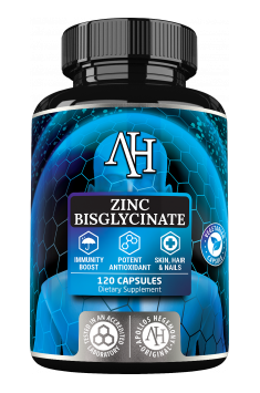 If you still would need additional zinc supplementation - Apollo's Hegemony Zinc Bisglycinate can be the optimal product for zinc supplementation