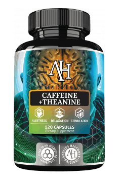Optimal blend of Caffeine and Theanine - Apollo's Hegemony Caffeine+Theanine