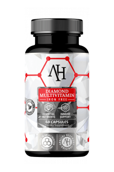Diamond Multivitamin from Apollo's Hegemony contains vitamins and minerals crucial in fight with fatigue