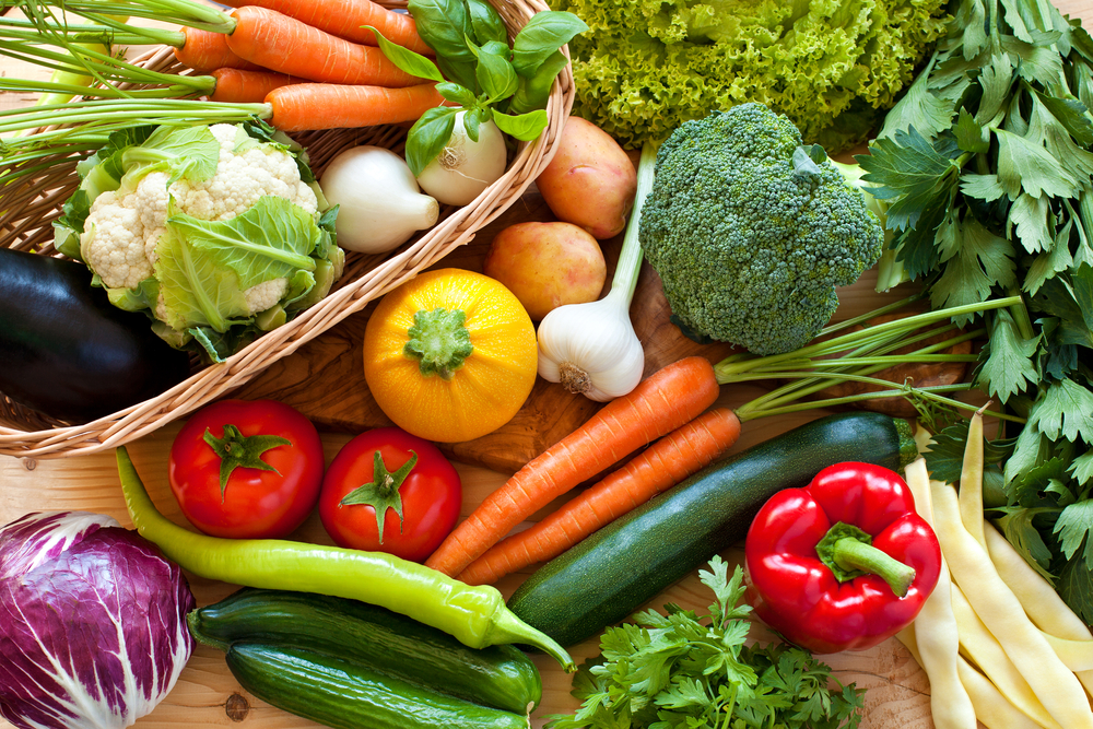 Which vegetables are your favourite one?