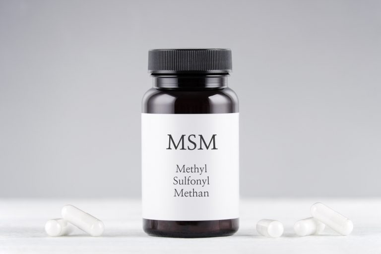 MSM – The sulphur compound in which we pin our hopes for health